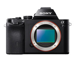 Bon plan : l'hybride plein format Sony Alpha 7 à 759€ sur Amazon