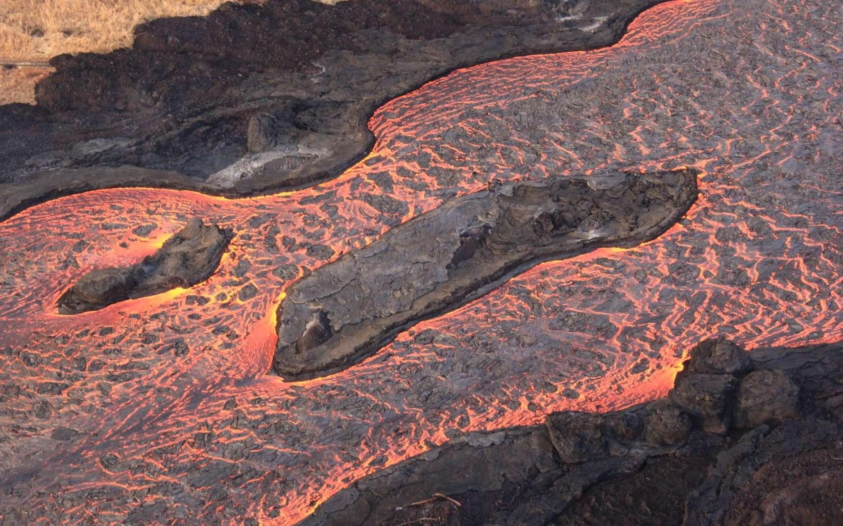 En vidéo : les spectaculaires éruptions du Kilauea et son lac de lave