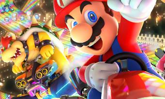 Mario Kart 8 Deluxe : la mise à jour 1.7.0 fait son apparition, des ajouts attendus