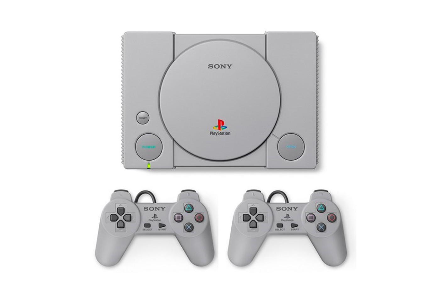 La PlayStation Classic disponible en pré-commande, c'est officiel 🔥