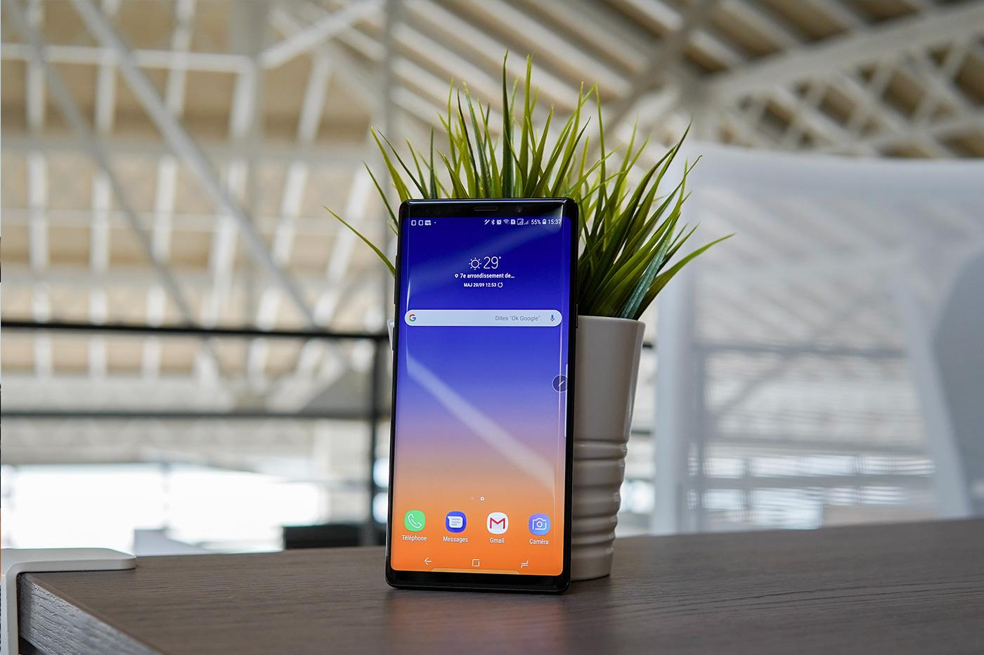 One Ui : la nouvelle interface de Samsung sortira aussi sur les Galaxy S8 et Note 8