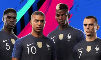 FIFA 19 : l'édition collector 2 étoiles avec les champions du monde est dispo, la vidéo