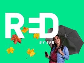 Forfait mobile RED by SFR : l'offre 40 Go à 10€ est prolongée, la 60 Go est terminée