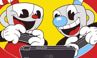 Cuphead : le jeu sort aujourd'hui sur Nintendo Switch, un trailer de lancement