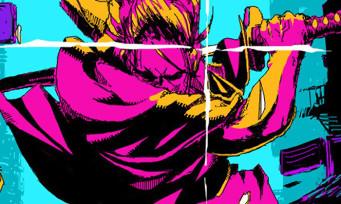 Katana ZERO : le jeu de Devolver sort aujourd'hui, un trailer de lancement à cette occasion