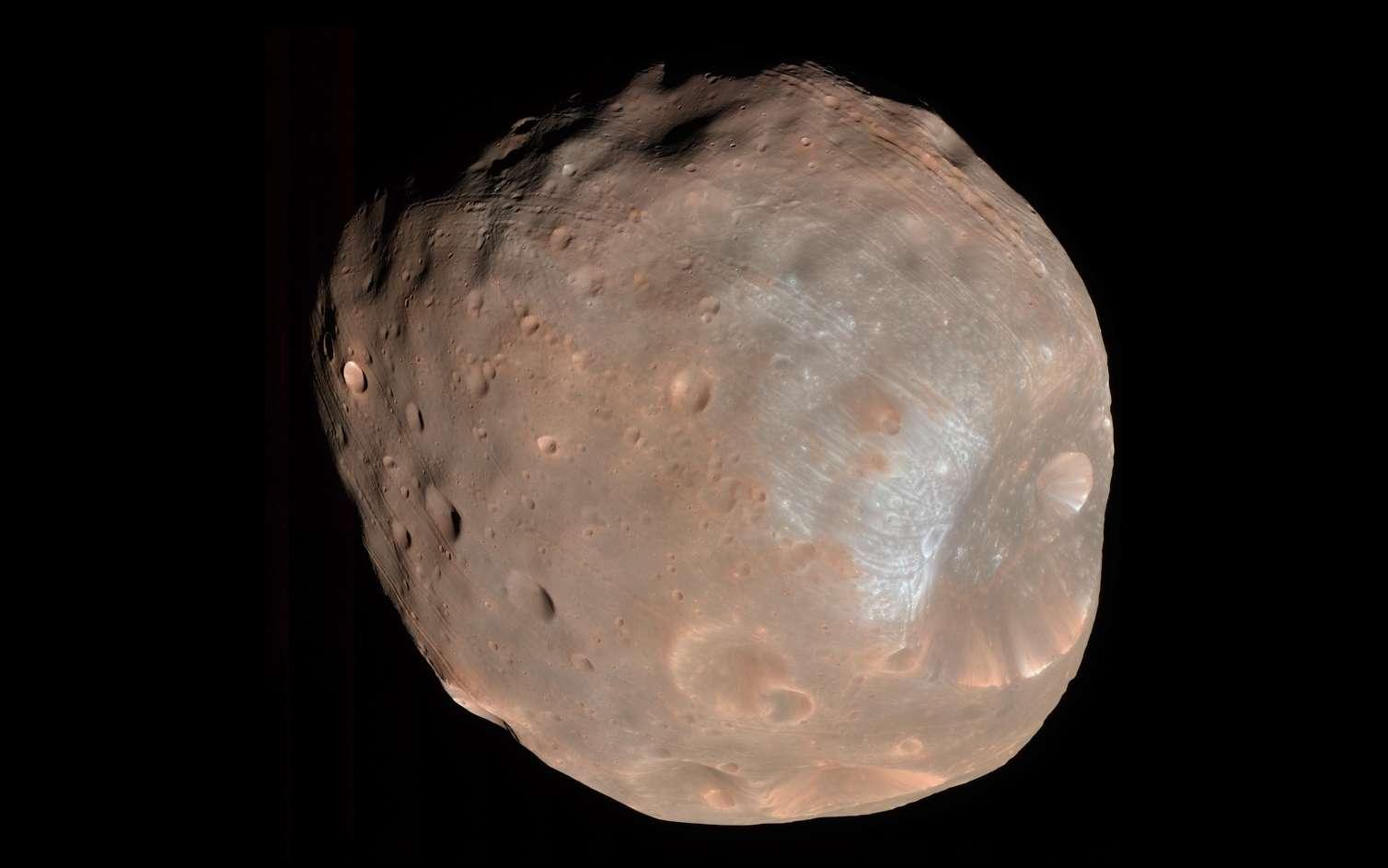 Bourget 2019 : la Jaxa, le Cnes et le DLR enverront un rover sur une lune de Mars