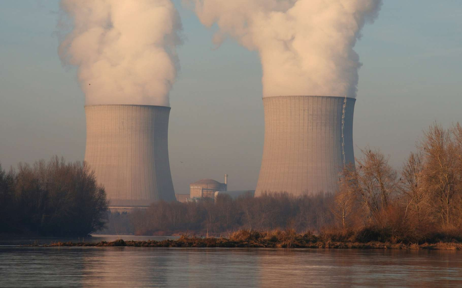 Contamination radioactive de la Loire : faut-il s'alarmer?