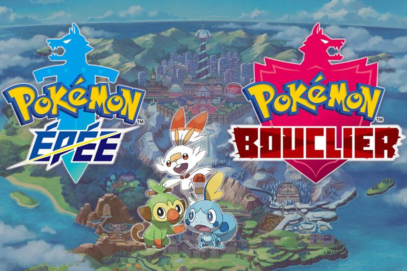 [E3 2019] Nos retours mitigés sur Pokémon Épée et Pokémon Bouclier