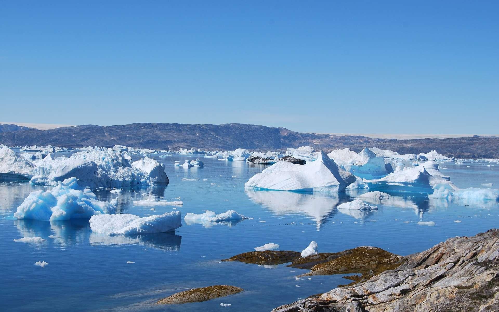 Le Groenland pourrait fondre complètement d'ici la fin du millénaire