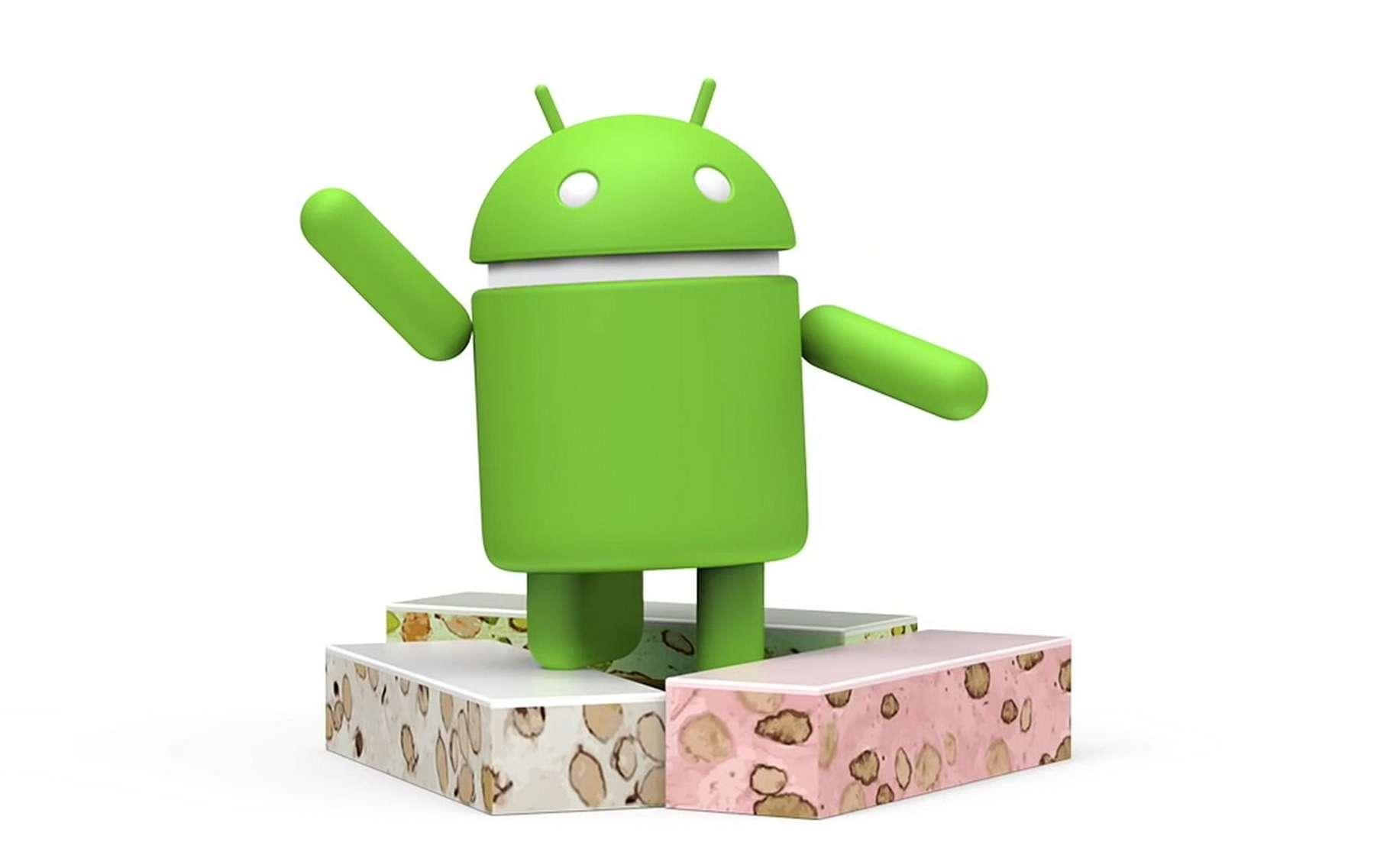 Android 10 : Google stoppe les gâteaux et dévoile un nouveau logo