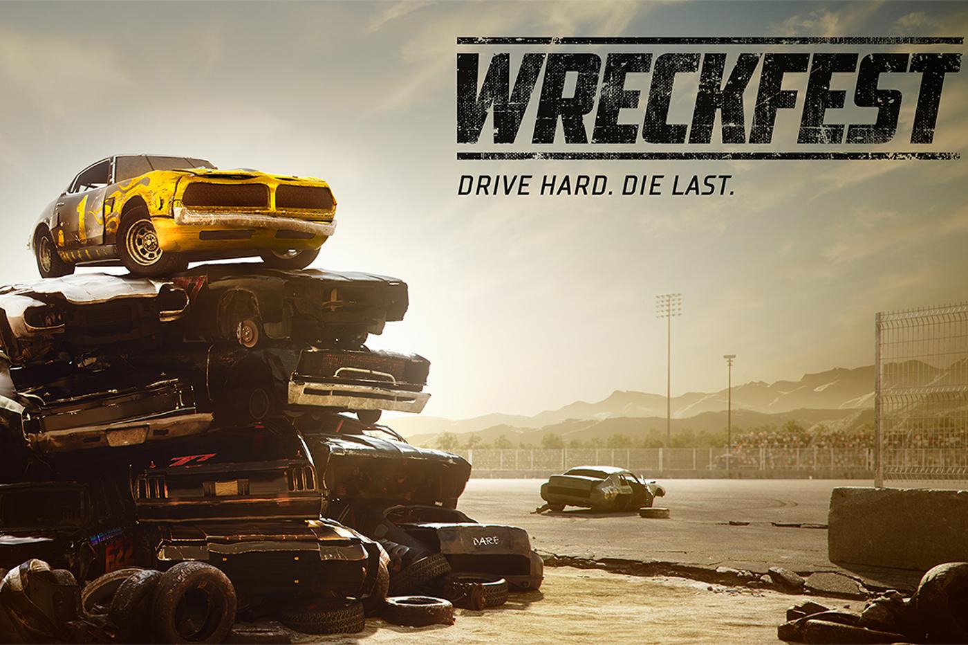 Test Wreckfest: le mélange (parfait?) entre Destruction Derby et Flatout