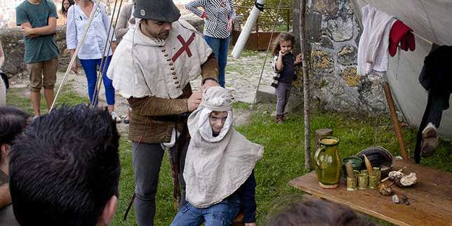 Au château de Foix, apprendre en s'amusant