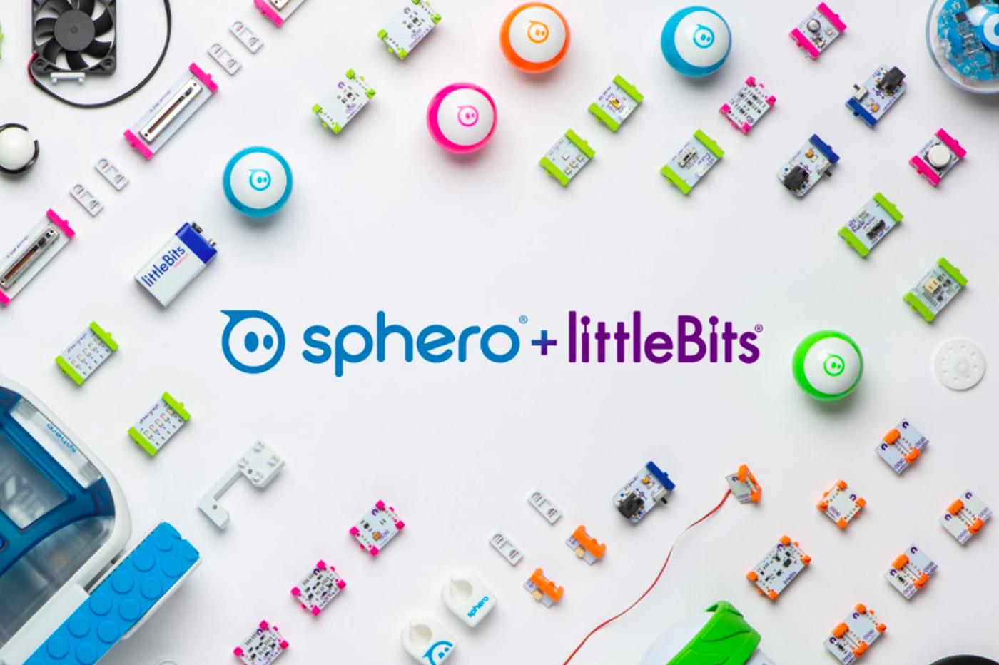 L'empire de Sphero s'agrandit en accueillant Littlebits
