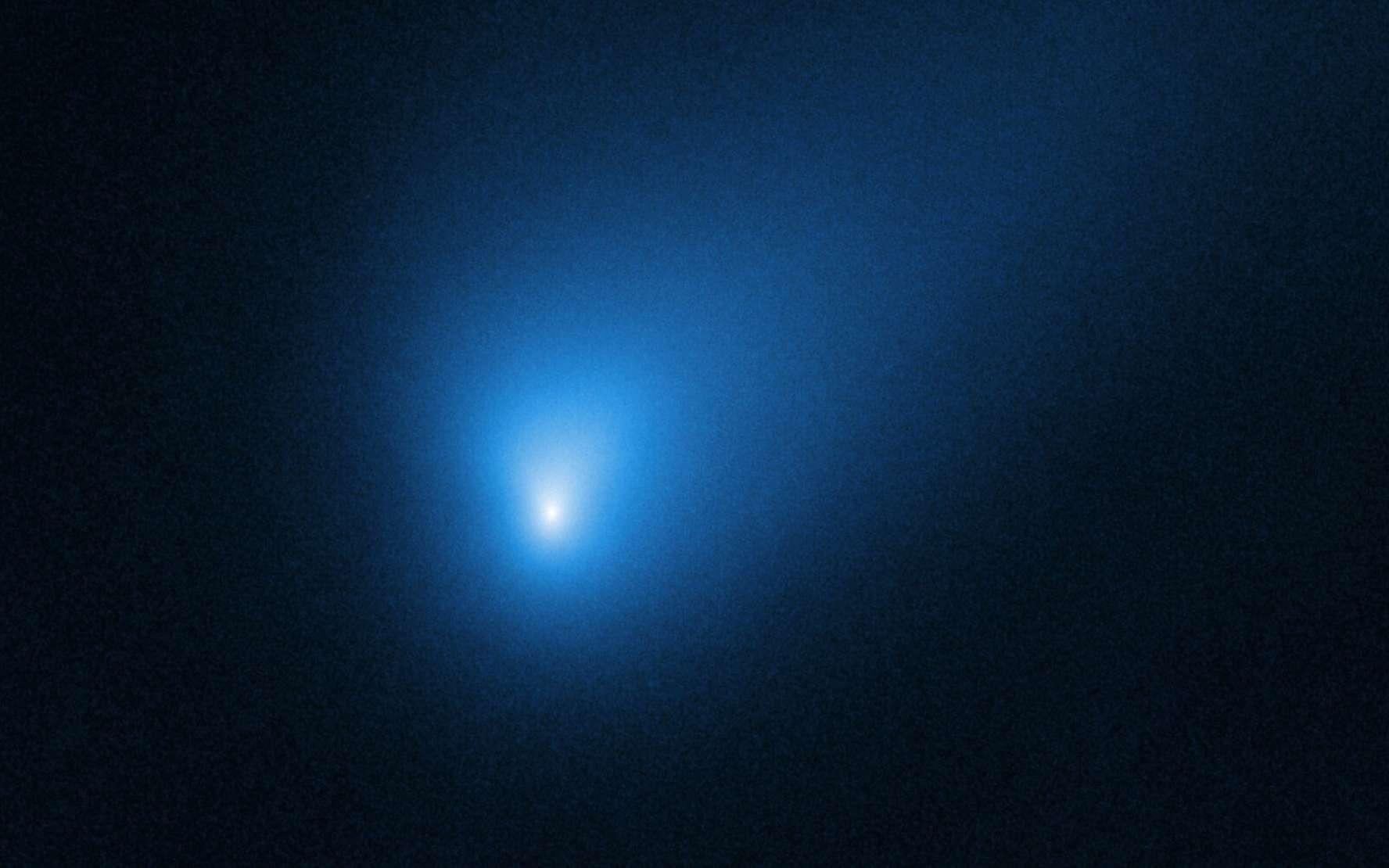La comète interstellaire 2I/Borisov photographiée par Hubble