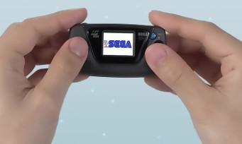 Game Gear Micro : une micro-console portable pour les 60 ans de SEGA, prix, date de sortie et vidéo