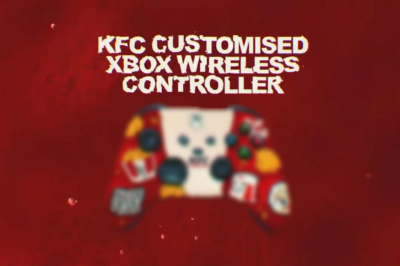 Microsoft et KFC dévoilent une manette de Xbox Series X… étrange
