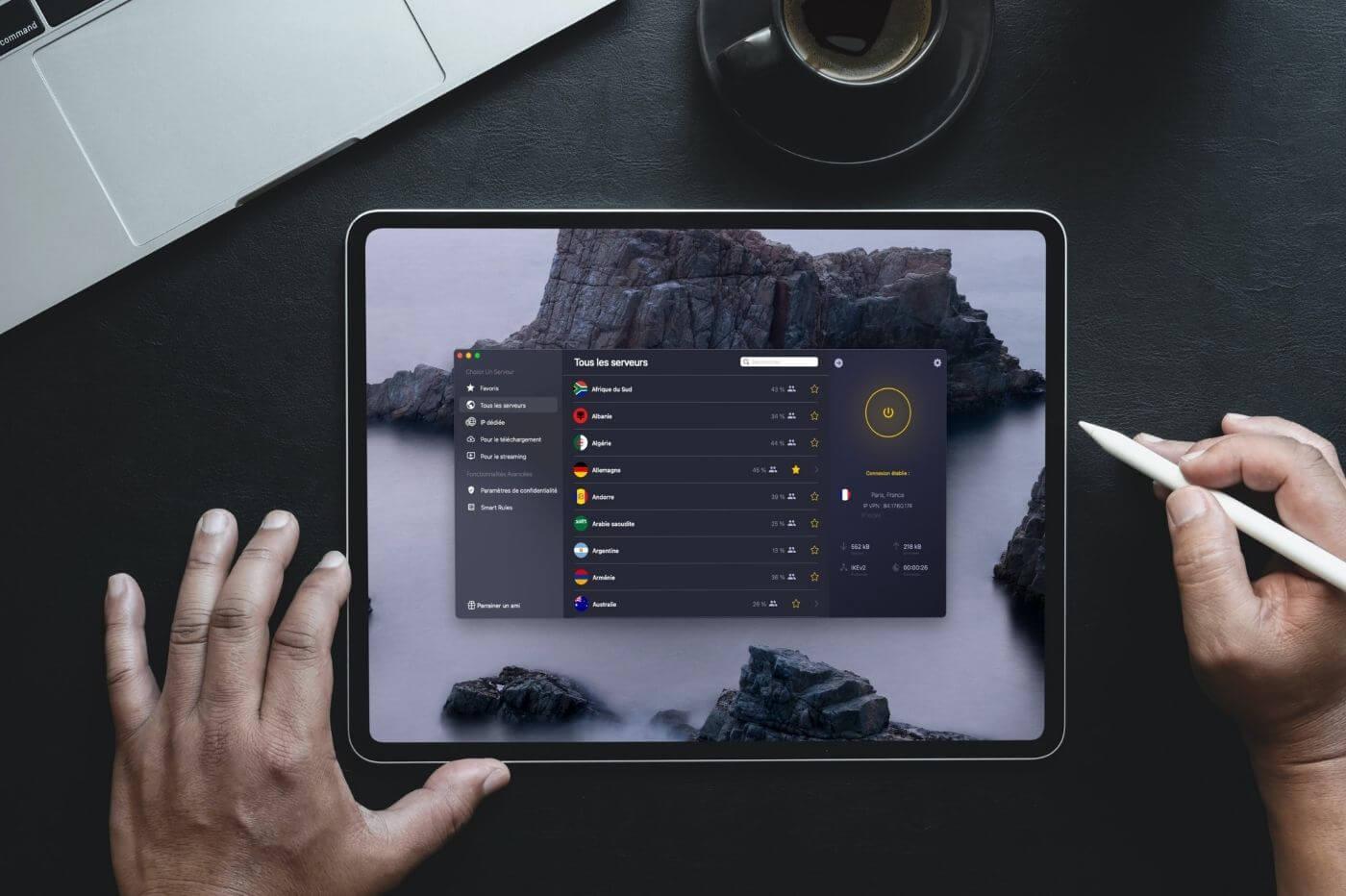 Logiciel VPN: CyberGhost propose une réduction éclair XXL