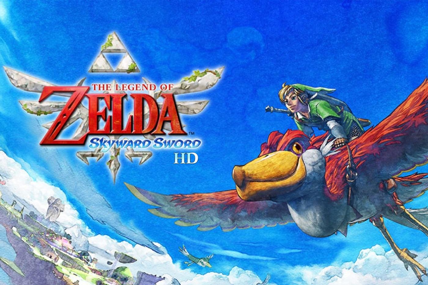 The Legend of Zelda Skyward Sword HD: Retour gagnant sur Switch?
