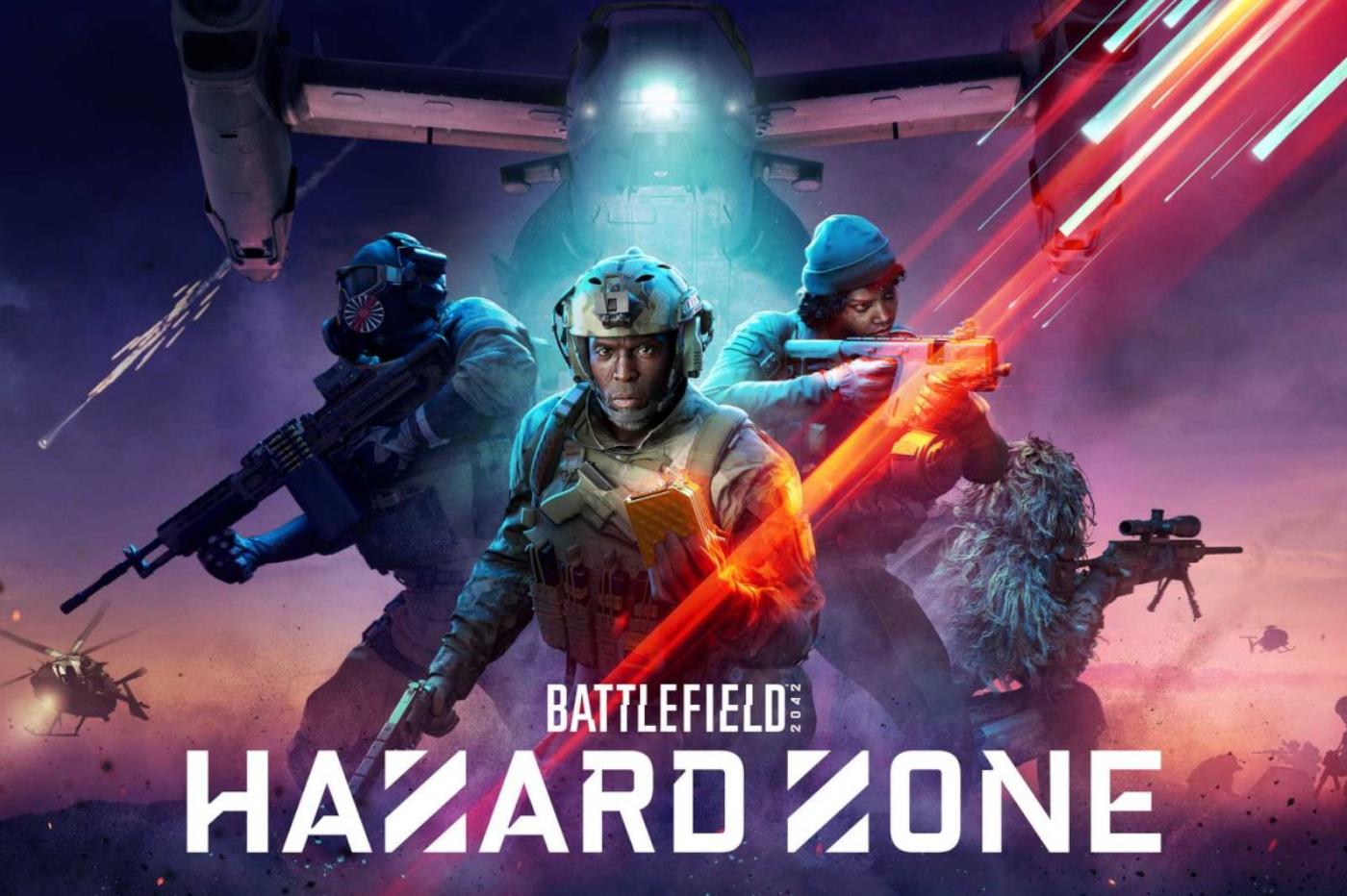 Hazard Zone: une raison de plus d'attendre impatiemment Battlefield 2042