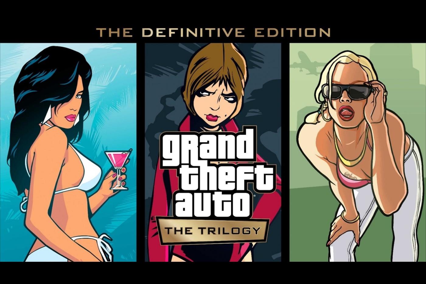 GTA The Trilogy: nouvelle pluie d'informations (specs PC, infos de gameplay, précommande…)