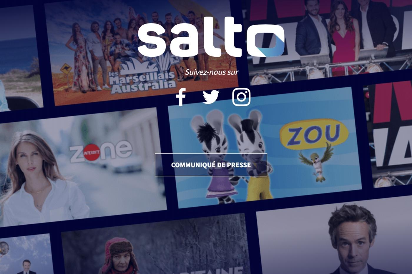 Salto a un an: quel bilan pour la plateforme de streaming?