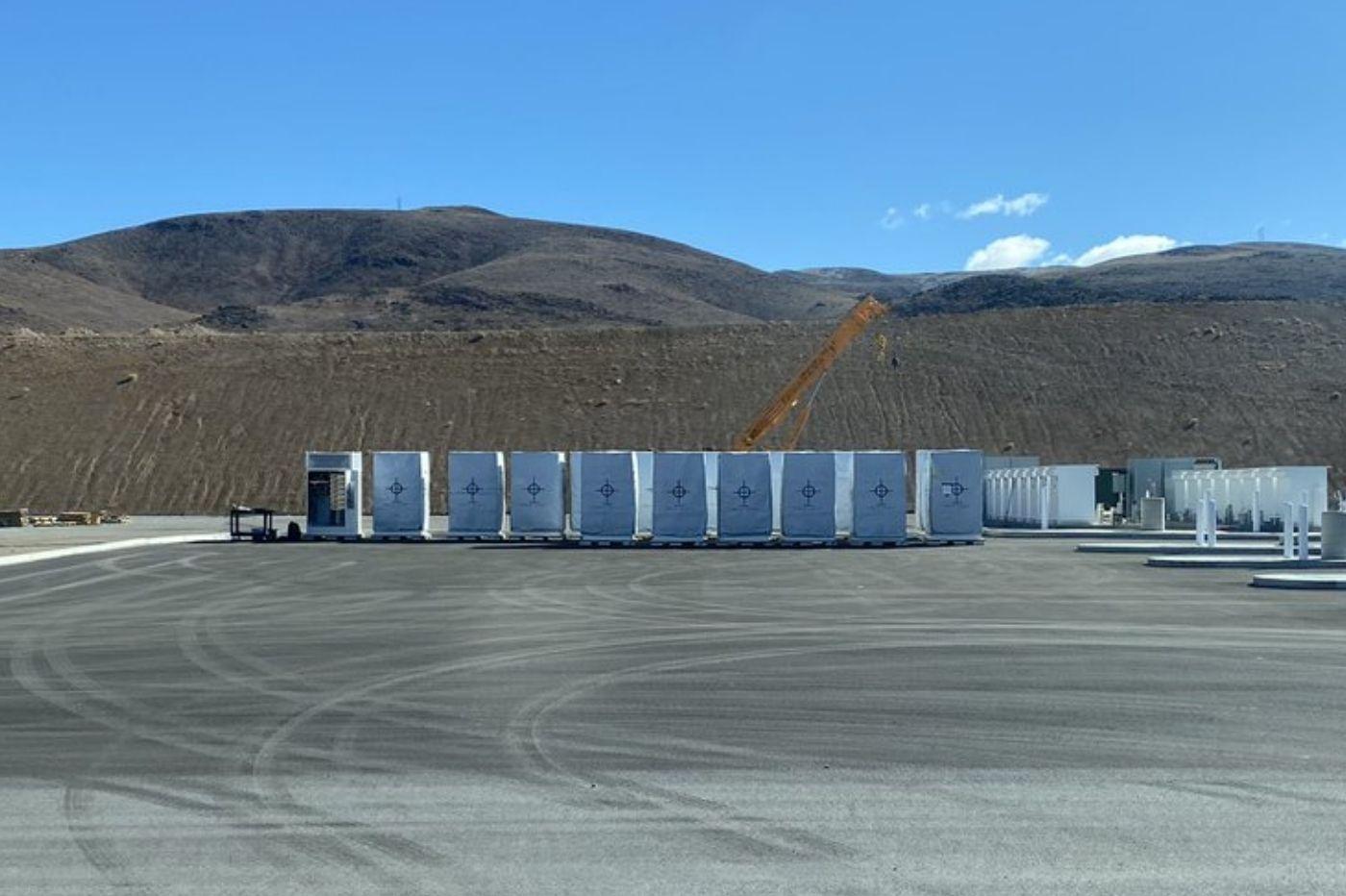 Tesla: d'étranges stations de recharge aperçues dans le Nevada